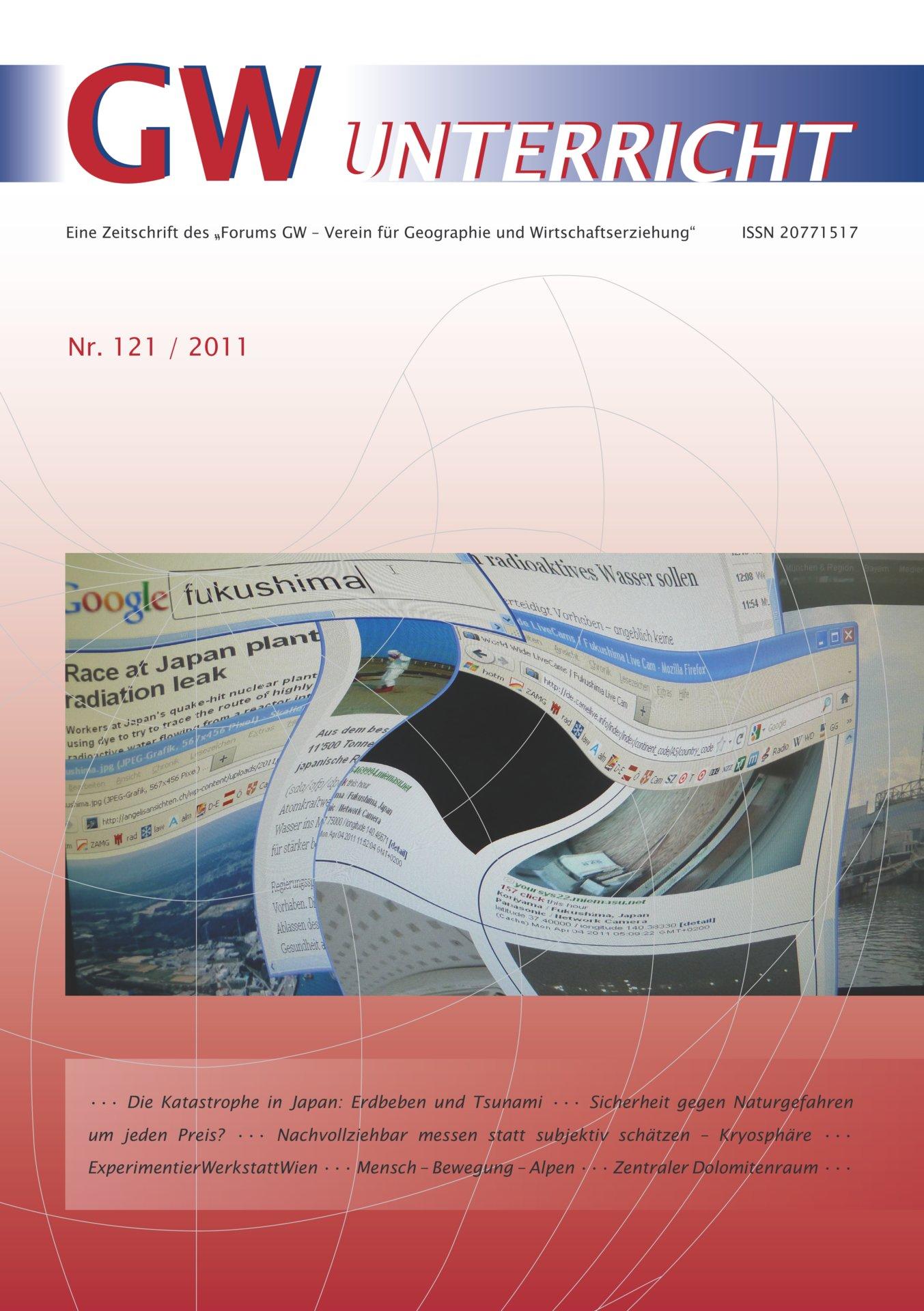 GW-Unterricht - 121 (1/2011)